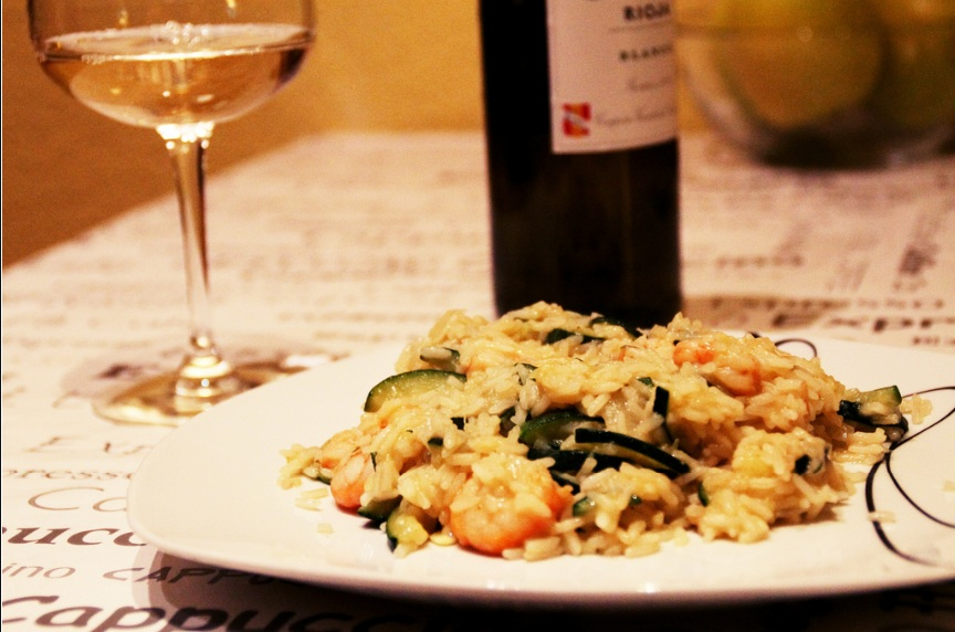 Irina y cocina romántica 10