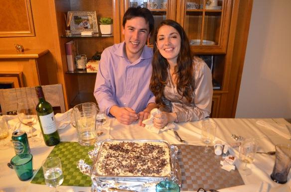 Massimo y Anna han evidentemente copiado el Tiramisú de Adrián